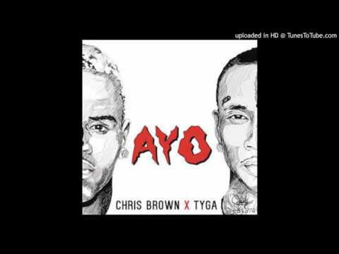 Chris Brown Feat Tyga  Ayo Acapella