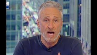 Jon Stewart goes viral excoriating Rand Paul after blocking vote