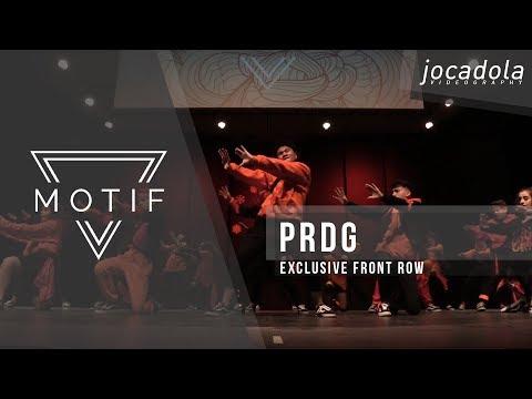 PRDG | Motif: Project Showcase 2017 [Official Front Row]