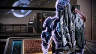 Mass Effect 2 - Arrival DLC Ending (Paragon)