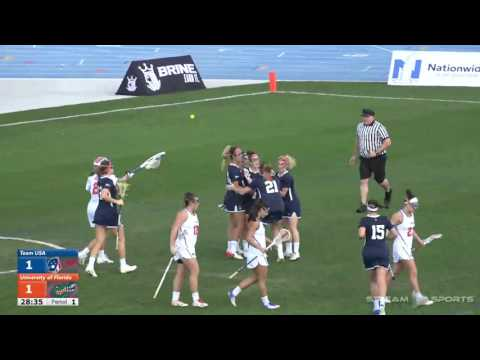 US Women's National Team vs. Florida - Team USA Spring Premiere (Full Broadcast)