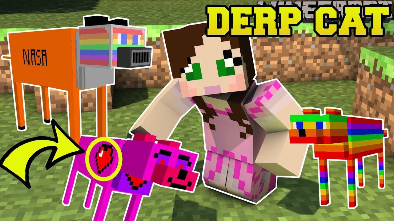 DerpCats - Mods - Minecraft - CurseForge