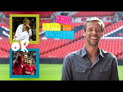 Oasis Or Kasabian? Gareth Bale Or Luka Modric? Peter Crouch Plays 'You Have To Answer' | ESPN FC