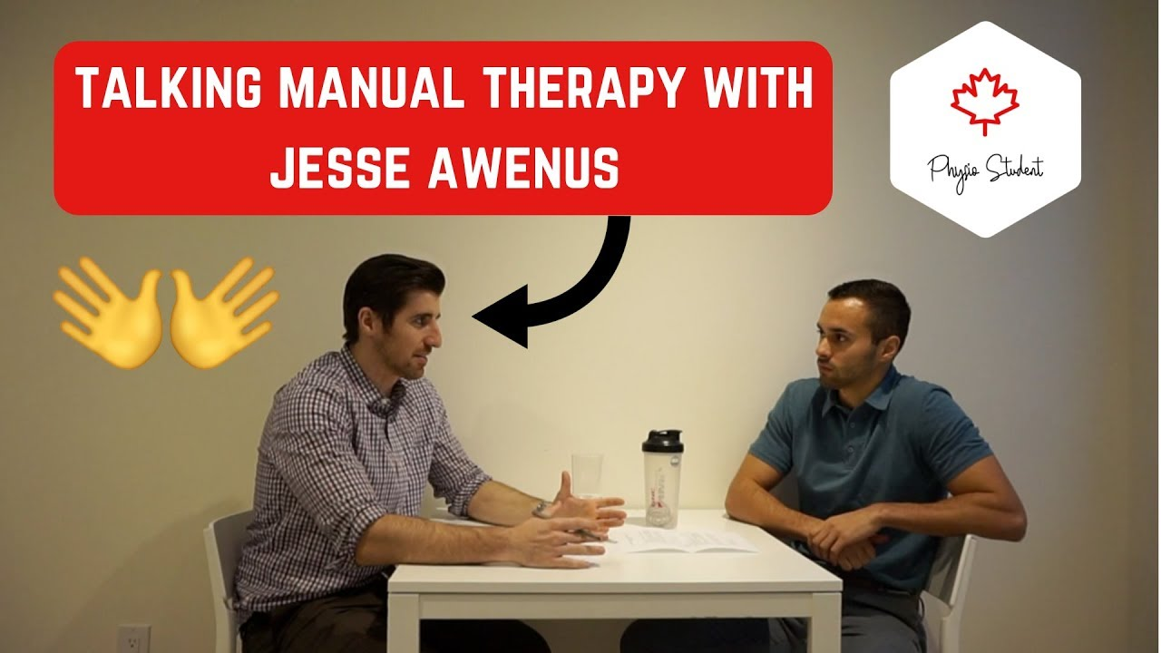 MANUAL THERAPY IN PHYSIOTHERAPY PRACTICE WITH JESSE AWENUS
