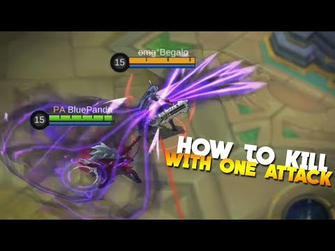 NEW Hero Helcurt Kills Layla with 1 Ability! (ONE HIT!) Mobile Legends