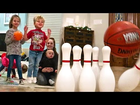EXTREME INDOOR BOWLING! 🎳