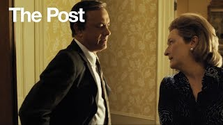 "The Post | ""An Exhilarating Thriller"