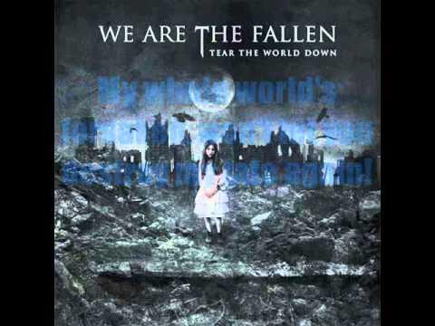 We Are The Fallen St John(Lyrics on screen)