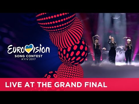 Artsvik - Fly With Me (Armenia) LIVE at the Grand Final of the 2017 Eurovision Song Contest
