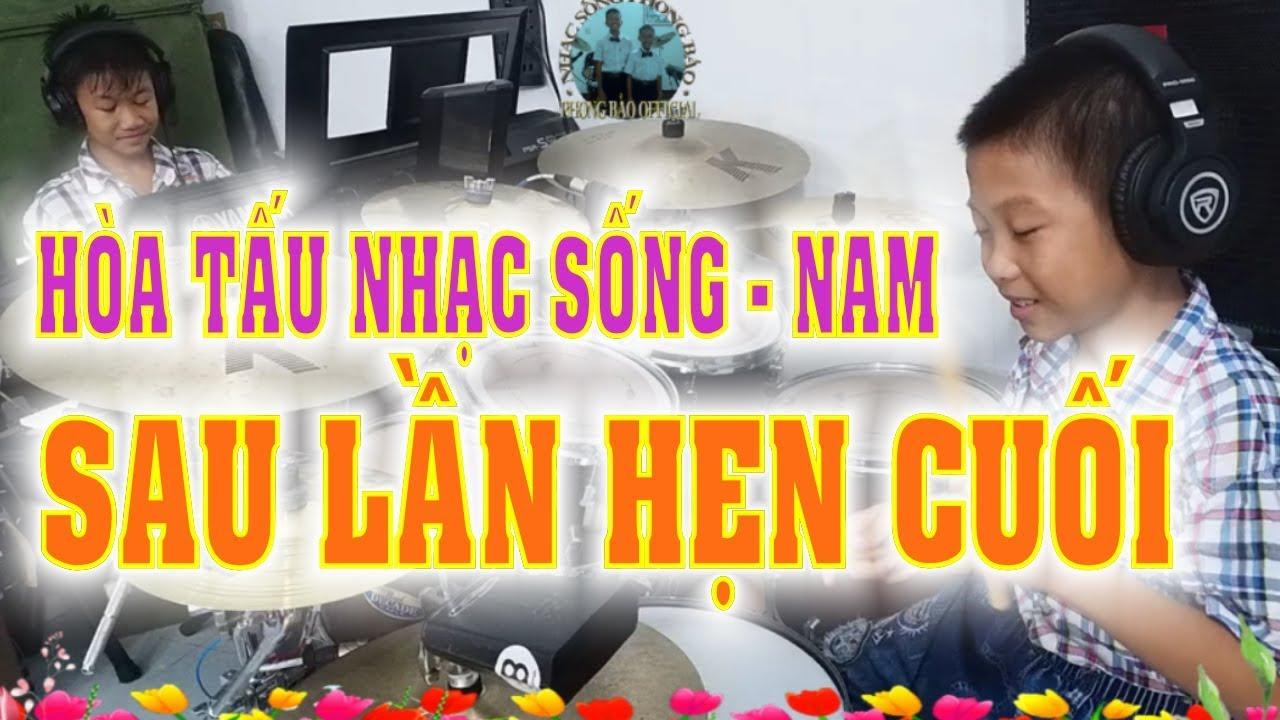 Sau Lần Hẹn Cuối – Hòa tấu Nhạc sống Tone Nam – PHONG BẢO Official