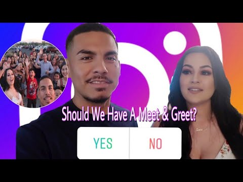 (FUNNIEST) Our Instagram Followers Control Our Life For A Day | Meet & Greet