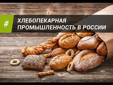 ХЛЕБОПЕКАРНАЯ ПРОМЫШЛЕННОСТЬ В РОССИИ