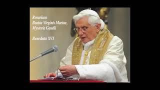 TeleMaria 079 - Rosario Intero in Latino di Papa Benedetto XVI