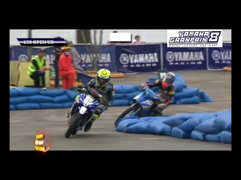 Yamaha Grand Prix 8 SNIPER 150MXi & 130 OPEN UB Luzon Leg