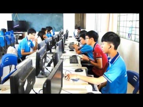 2015_12_06 - Games Duong len Dinh Olympia - Nguyễn Quang Trí 10A1 (THPT Nguyen VIet Hong)