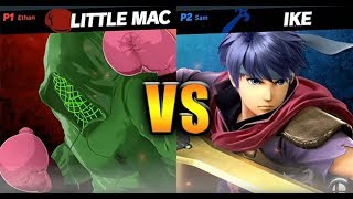 Little Mac vs Ike