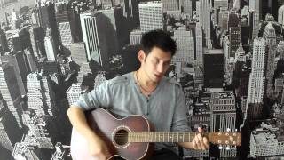 Reprise de yellow (coldplay) à la guitare