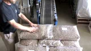 How Wood Pellets Are Made