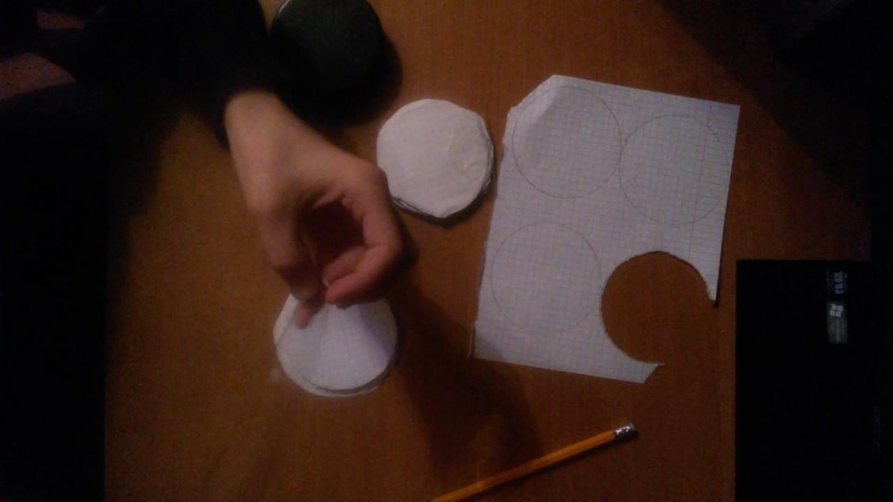 Как сделать клюшку из бумаги фото 116