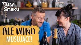 Wino wytrych, czyli wino musujące - to temat przewodni dzisiejszego...