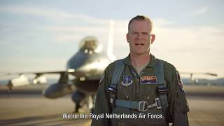 Corporate Story (English Subtitles) - We are the Royal Netherlands Air Force