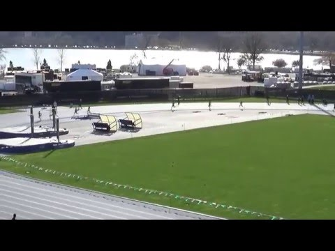 New York Relays - Icahn Stadium - Girls Sophomore SMR - 04/16/2016