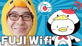 このサービス、ほんとに大丈夫!?まちがいなく現時点で最強のモバイルルーター「FUJI Wifi」を契約してみた! thumbnail