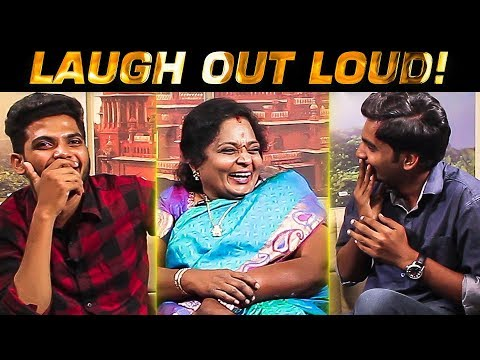 Tamilisai's Unseen Side! - A Fun Interview