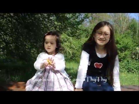 Tôi thấy hoa vàng trên cỏ xanh - Camila ThyThy & Annalisa LyLy