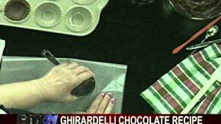 Fountain Resident A Ghirardelli Chocolate Finalist
