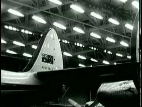 "Lockheed Super Constellation  ""Great Planes"""