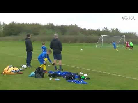 Basingstoke vs Sussex u11's 40-80