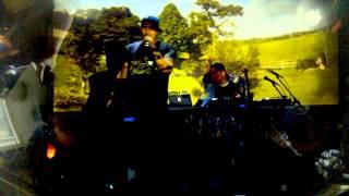 ALI aka MIND / DJ AKRYLIK (2/4) @Casa Babylon . Cordoba 2014