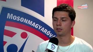 Mosonmagyaróvári Kézilabda Club - Budaörs összefoglaló