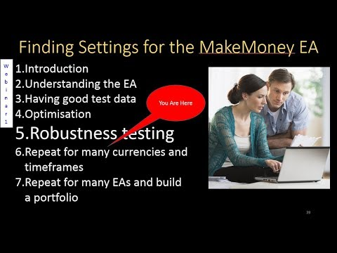 PART 2: Find millions of profitable settings for your favourite EA using this approach