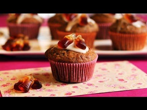 Coca Cola Muffins Coke Muffins Youtube