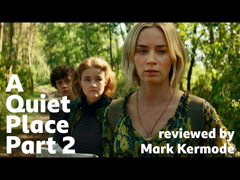 Download A Quiet Place Part 2 reviewed by Mark Kermode