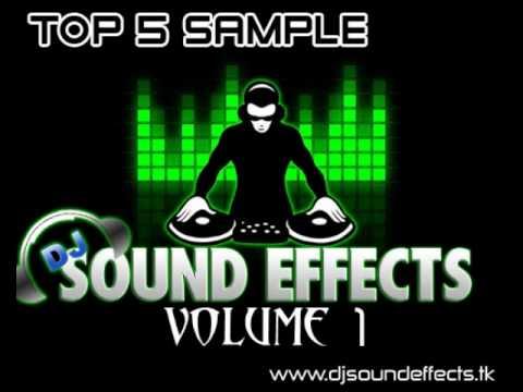 DJ SOUNDEFFECTS VOL1 BY DJ RAMLIC