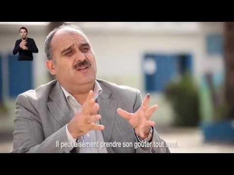 film promotion DLI / éducation inclusive Handicap International