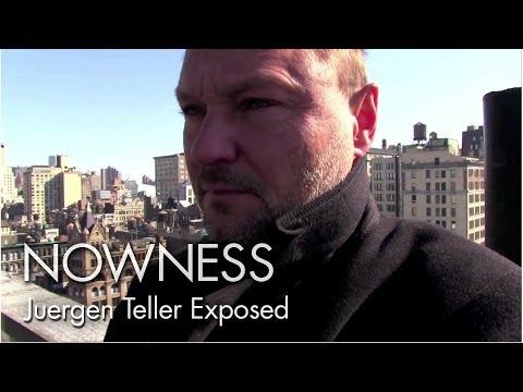 """""""Juergen Teller"""" by TJ Wilcox"""