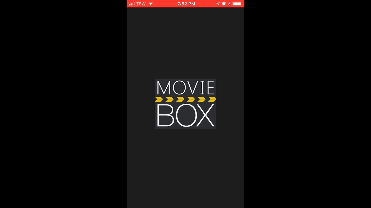 Movie box/ Terrarium tv on iPhone