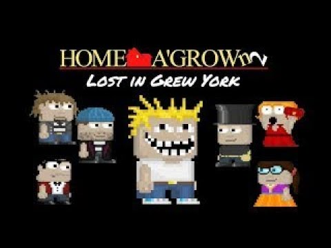 Home A'Grown 2 Lost in Grew York (Growtopia Home Alone 2) RE-UP