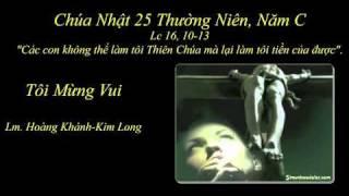 Tôi Mừng Vui - Lm. Hoàng Khánh - Kim Long