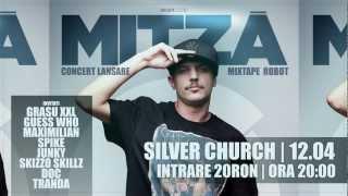 "MITZA - Concert Lansare Mixtape ""Robot"""