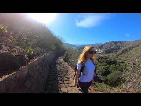 Trip to botanical garden - Canary Islands