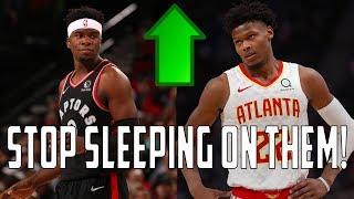 7 NBA Rookies Having SNEAKY GOOD Seasons In 2020...