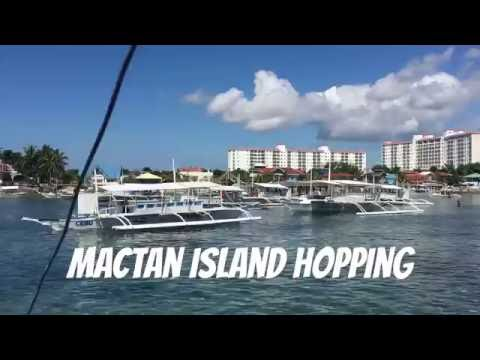 Mactan Island Hopping (Pandanon Island, Sulpa Island, and Olango Fish Sanctuary)