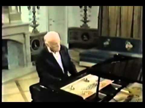 Sviatoslav Richter - Schubert - Piano Sonata No 13 in A major, D 664