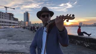 Havana - Camila Cabello ft. Young Thug - Electric Violin Cover by Ernesto Lago