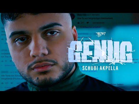 Schubi AKpella - GENUG (prod. von Zimzala) [Official Video]